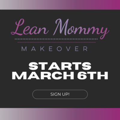 lLean Mommy Web graphic