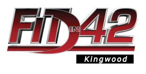 Fit In 42 Studios - Personal Training, Group Workout Classes, Gym in Kingwood Texas Logo