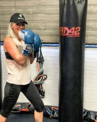 Fit In 42 Personal Trainer and Studio Gym - Woman Boxing picture