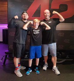 Fit In 42 Personal Trainer and Studio Gym - Group and kid picture
